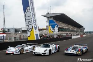 Porsche-918-Spyder-911-GT1-917