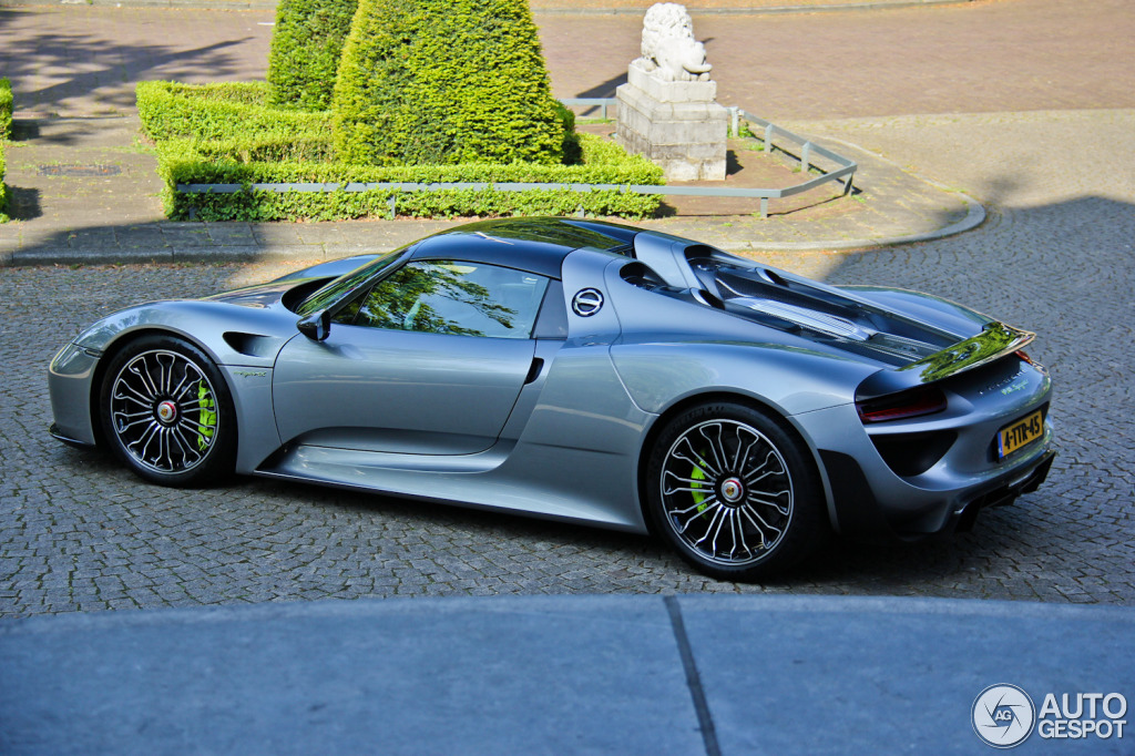 4 ttr 45 netherlands 718 918 porsche 918 spyder. Black Bedroom Furniture Sets. Home Design Ideas