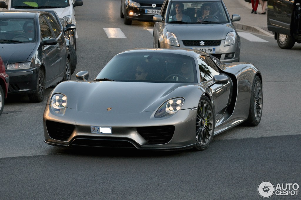 porsche 918 spyder color options top porsche 918 spyder. Black Bedroom Furniture Sets. Home Design Ideas