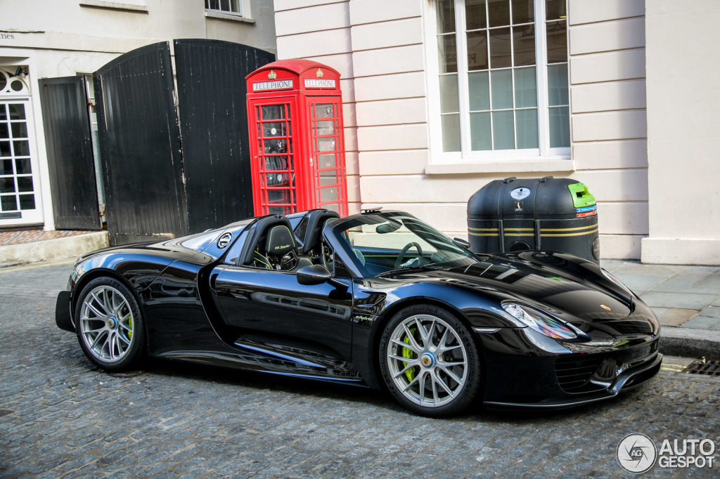 por 918x uk 675 918 porsche 918 spyder registry. Black Bedroom Furniture Sets. Home Design Ideas
